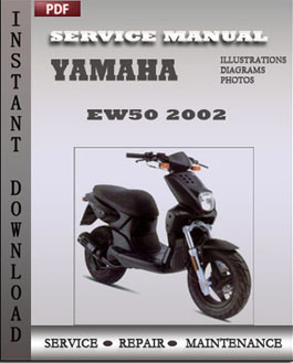 Yamaha EW50 2002 manual