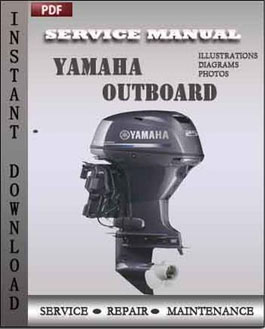Yamaha outboard 9 9 15 hp factory manual download repair for Yamaha 9 9 hp outboard motor manual