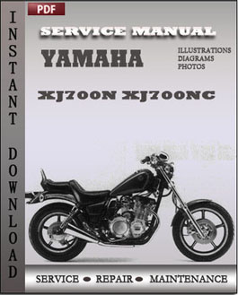 yamaha xj700n xj700nc free download pdf repair service. Black Bedroom Furniture Sets. Home Design Ideas