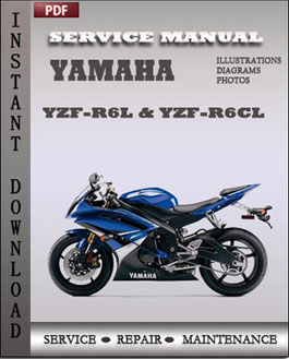Yamaha YZF-R6L & YZF-R6CL manual