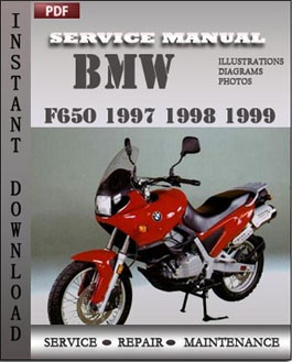 bmw f650 1997 1998 1999 workshop pdf service repair manual rh workshopservicerepaironline wordpress com manuel atelier bmw f 650 manuale officina bmw f650