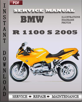 bmw r 1100 s 2005 workshop repair manual repair service. Black Bedroom Furniture Sets. Home Design Ideas