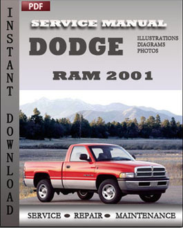 Dodge Ram 2001 manual