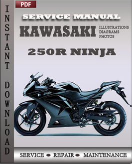 Kawasaki 250R Ninja manual