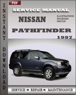 Nissan Pathfinder 1997 manual