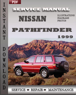Nissan Pathfinder 1999 manual