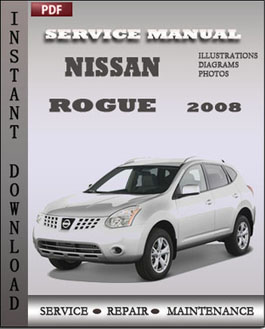 nissan rogue 2013 repair manual
