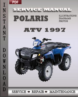 Polaris ATV 1997 manual
