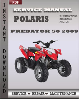 polaris predator 50 outlaw 90 2009 service repair manual online rh onlineservicemanuals2014 wordpress com Polaris Scrambler 50 Wiring Diagram service manual polaris scrambler 500