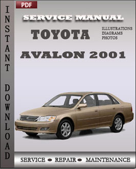 service manual free 2001 toyota camry service manual. Black Bedroom Furniture Sets. Home Design Ideas