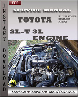 toyota motor 2l t 3l engine service maintenance repair manual online rh servicemaintenancerepairmanuals wordpress com 2l toyota diesel engine manual 2l engine repair manual