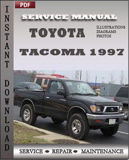 Toyota tacoma 1997 service manual pdf repair service for Tacoma honda service