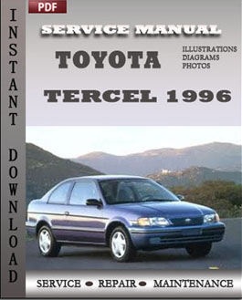 Toyota 4runner manual service 1999 pdf