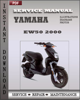 Yamaha EW50 2000 manual