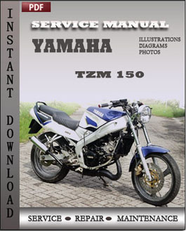 Yamaha TZM 150 manual