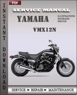 Yamaha VMX12N manual