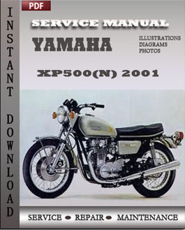 Yamaha XS650 manual