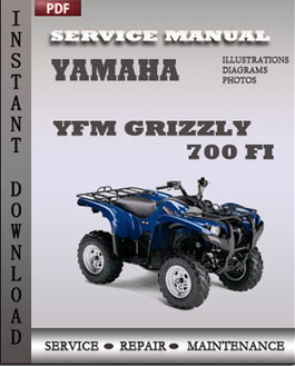 Yamaha YFM Grizzly 700 FI manual