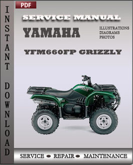 Yamaha YFM660FP Grizzly manual