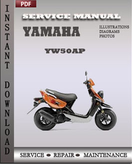Yamaha YW50AP manual