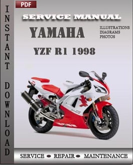 Yamaha YZF R1 1998 manual