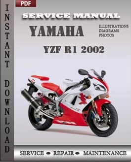 Yamaha YZF R1 2002 manual