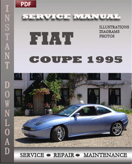 Fiat Coupe 1995 manual