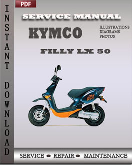 Kymco Filly Lx 50 manual