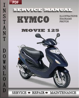 Kymco Movie 125 manual