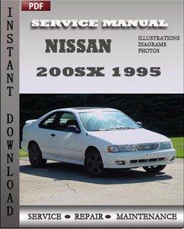Nissan 200SX 1995 manual