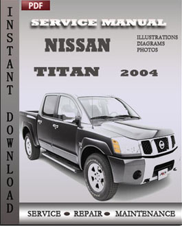 Nissan Titan 2004 manual