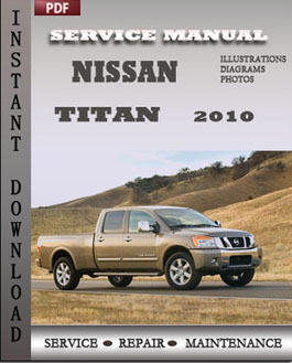 Nissan Titan 2010 manual