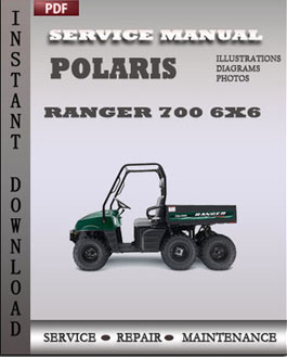 Polaris Ranger 700 6x6 manual