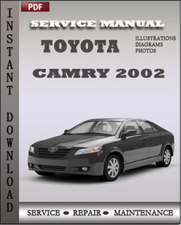 Toyota Camry 2002 manual