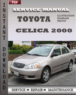 Toyota Corolla 2004 manual