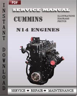Cummins N14 Engines