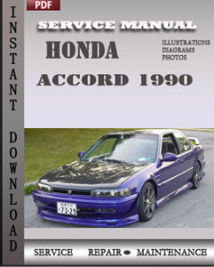 Honda Accord 1990 global