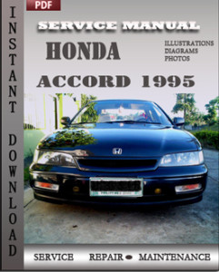Honda Accord 1995 global