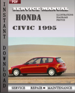 Honda Civic 1995 global