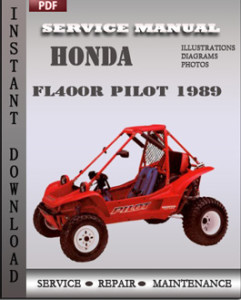Honda FL400R PILOT 1989 global
